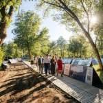 Роман Старовойт провел воскресенье в пикник-парке