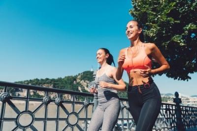 Простые упражнения для разгона метаболизма и похудения. Выпады, отжимания, планка