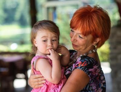 Как научить ребенка оставаться с другими взрослыми, которым вы доверяете. Как научить ребенка оставаться с бабушкой
