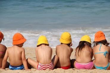 Отдых с детьми в августе