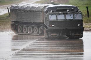"""Военным досрочно передали новейшие самоходные гаубицы """"Коалиция-СВ"""""""