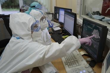 В России за сутки выявлено 5 212  новых заболевших коронавирусом