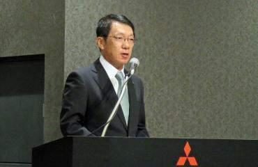 Босс Mitsubishi Осаму Масуко отошёл отдел из-за нездоровья
