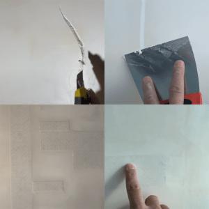 Как заделать трещины в штукатурке с гарантией