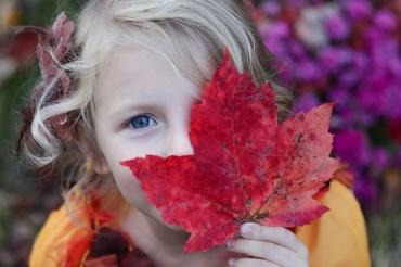 Отдых с детьми осенью