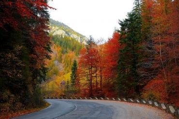 Путешествия осенью