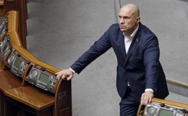 На фото: депутат Верховной Рады Илья Кива