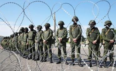 Между НАТО и Россией: Третья мировая может начаться в Белоруссии?