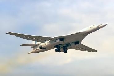 Ту-160 пролетели над Баренцевым, Норвежским морями и Атлантикой