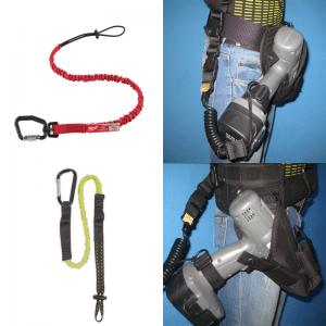 Страховочный шнур для шуруповерта при работе на высоте