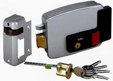 Электрические замки на калитку: установка и ремонт