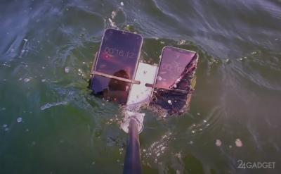 iPhone 11 прошел тестирование под водой на протяжении 8 месяцев (видео)