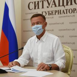 В Курской области планируют производить минеральные удобрения