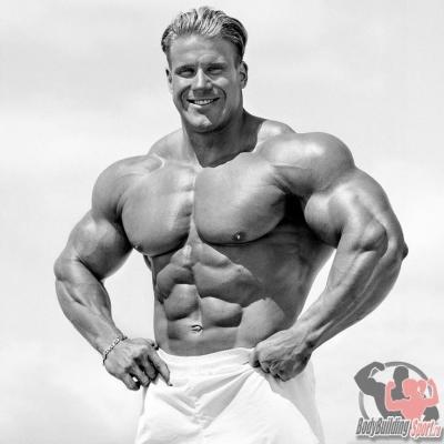 Советы по тренингу грудных от Джея Катлера