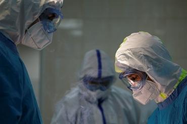 В России за сутки выявлено 5 195 новых случаев COVID-19