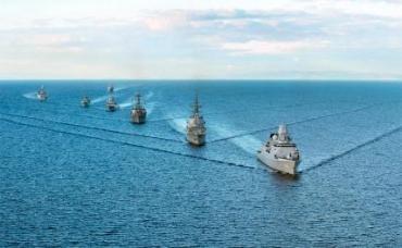 Корабли США найдут в Баренцевом море ледяную могилу