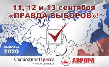 Выборы 2020. Главное: Шурыгин, Пегов, Садулаев, Стариков, Новичков, Сазонова, Алкснис и другие