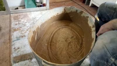 Секрет приготовления глиняного раствора для кладки печки который не треснет