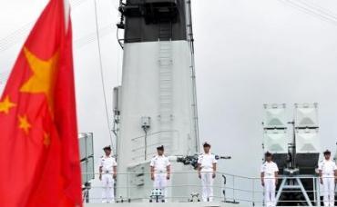 Китай становится мировой морской державой, обгоняя Америку