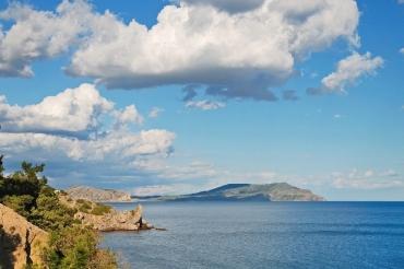В Крыму перевернулся УАЗ с туристами