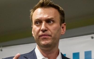 """Алексея Навального могли отравить """"Новичком"""""""