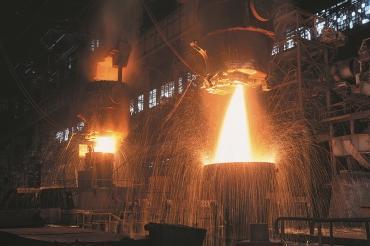В Швеции открыт первый в мире сталелитейный завод, работающий на водородном топливе