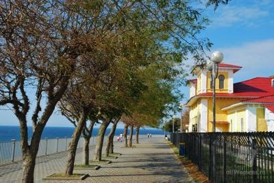 Погода в Анапе в сентябре 2019 гарантирует чудесный бархатный сезон
