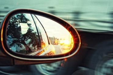 Путешествие на машине из Санкт-Петербурга