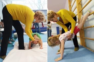 СШ «Юность» - все условия для занятий детей от 1 года!