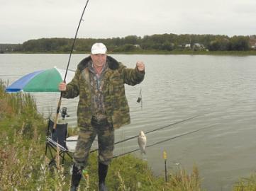 О рыбалке на смене сезонов