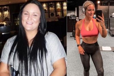 Как Хейли Вестоби, которую оскорбляли в социальных сетях, похудела на 56 кг