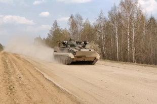 "У сирийского Т-62М ""обрубили"" ствол 115-мм пушки"