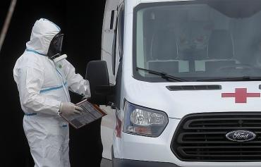 В России за сутки выявлено более 10 тысяч новых заболевших коронавирусом
