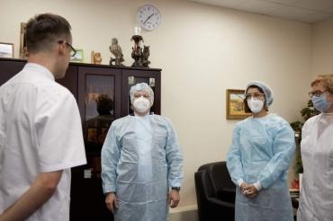 В Курской области нужна новая детская больница