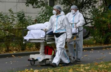 «Сейчас ситуация хуже, чем была весной». Медики прокомментировали обстановку в российских больницах