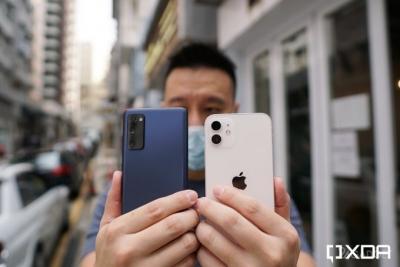 Эксперты сравнили автономность iPhone 12 Pro и iPhone 12 с Android-флагманами (2 фото)