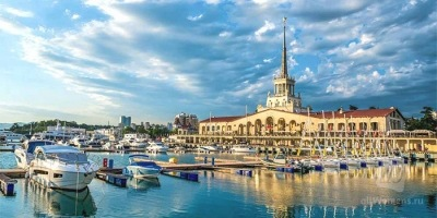 Прогноз погоды в Сочи на сентябрь 2019 порадует и туристов, и жителей курорта