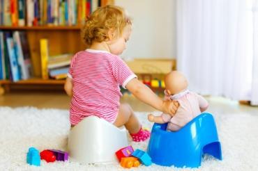 «Я сам!» — как научить ребенка ухаживать за собой