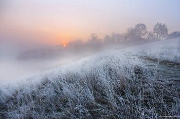 В Курской области возможны морозы до минус 4 градусов