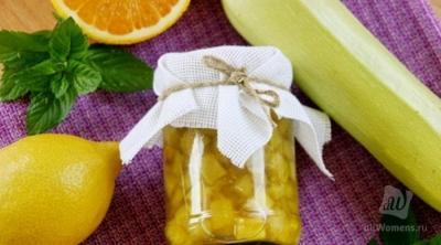 Варенье из кабачков с лимоном и/или апельсином, с яблоками: рецепты самые вкусные. Необычный рецепт «хитрого» варенья под ананас