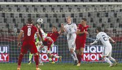 Сборная России снова на дне: 0:5 от Сербии