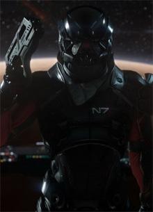 """Новая игра """"Mass Effect"""" запущена в производство"""