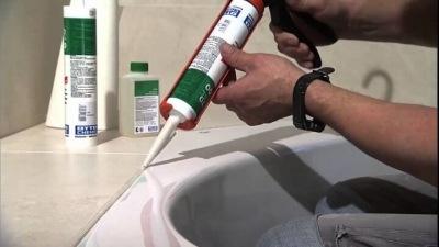 Сколько сохнет силиконовый герметик для ванны: преимущества и использование