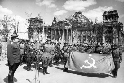 Какие трофеи привозили домой советские солдаты?