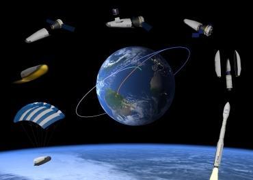 ЕКА запустит роботизированную орбитальную лабораторию в 2023 году