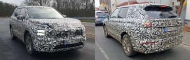 Дополнено: Новый Mitsubishi Outlander получит моторы Ниссана