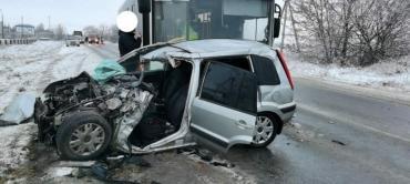 Под Курском в ДТП погибла молодая девушка 24 лет