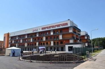 В Курске планируют построить инфекционный госпиталь возле ОКБ за 100 суток