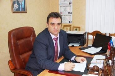 В доме главы Льгова Курской области проведен обыск, чиновник задержан