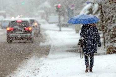 В Курской области ожидаются резкое потепление и дождь